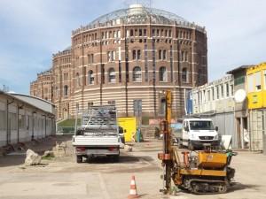 Gaswerk, Wien Simmering