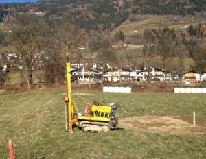 Wildbachverbauung Lienz